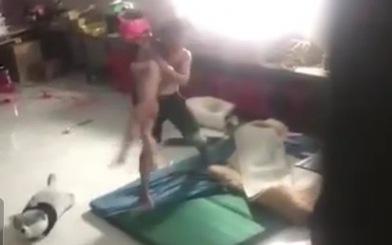 Tạm giữ người đàn ông bạo hành dã man đứa trẻ ở Bình Dương