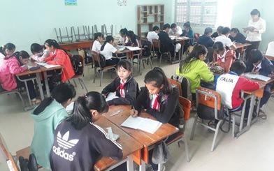 Vướng mắc xét tuyển lớp 10 cho học sinh VNEN