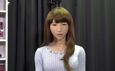 Sophia đã có đối thủ: Robot Erica đến từ Nhật Bản với giọng nói cực hay