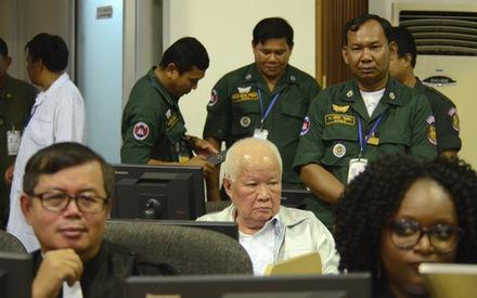 Lần đầu tiên các cựu thủ lĩnh Khmer Đỏ bị tuyên án diệt chủng