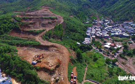 Những dự án đô thị 'trên đầu' làm sạt lở núi ở Nha Trang?