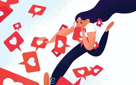 Mạng xã hội và tương lai không còn 'like'