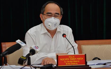 Bí thư Nguyễn Thiện Nhân: TP.HCM còn 8.400 chỗ cách ly, 2.300 giường bệnh luôn sẵn sàng
