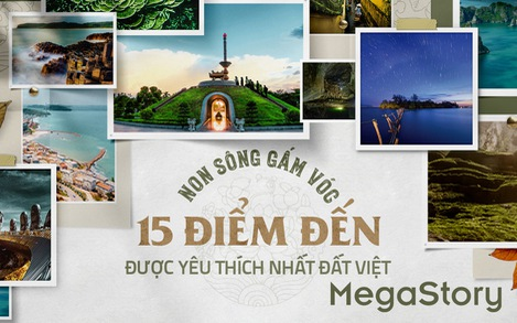 Qua lăng kính hướng dẫn viên: 15 điểm đến được yêu thích nhất Việt Nam