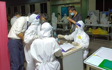Quyết liệt dập dịch ở Bắc Giang và Bắc Ninh
