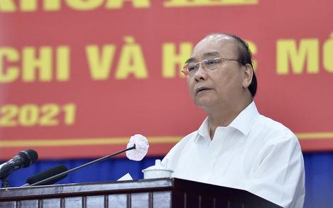 Chủ tịch nước Nguyễn Xuân Phúc sẽ bỏ phiếu tại huyện Củ Chi
