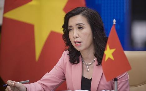 Việt Nam yêu cầu Trung Quốc chấm dứt tập trận, không xâm phạm chủ quyền