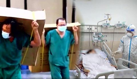 Góc nhìn trưa nay | Chuyện chưa kể của y bác sĩ tại các bệnh viện dã chiến