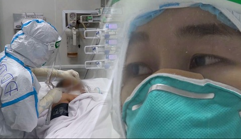 Góc nhìn trưa nay   Điều dưỡng Bệnh viện Chợ Rẫy rơi nước mắt vì 3 tháng chưa được gặp con