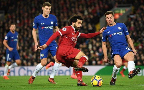 Tổng hợp trận Chelsea 1-0 Liverpool vòng 37