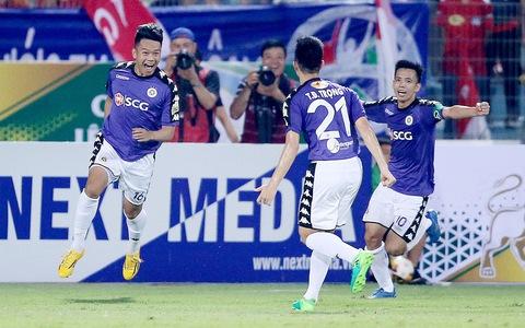Thành Chung - người đưa Hà Nội FC vào bán kết cúp quốc gia 2018