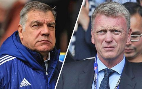 Có thành tích tốt, Moyes và Allardyce vẫn mất việc