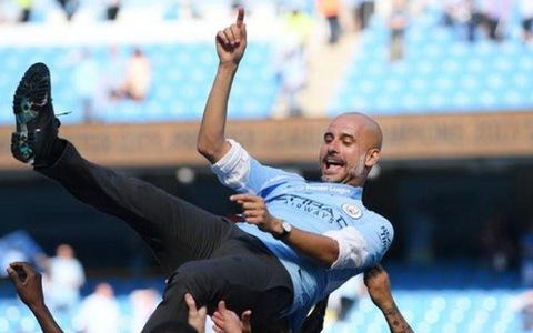 Guardiola quyết ở lại xây dựng đế chế với Manchester City