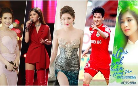 Công Vinh, Huyền My, Nhã Phương... ai hot nhất ngày 23-5?