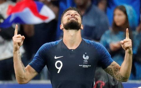Thử đội hình phụ, Pháp nhẹ nhàng khởi động cho World Cup 2018