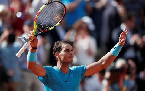 Nadal thần tốc vào vòng 3 Roland Garros