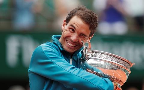 Nadal lần thứ 11 vô địch Roland Garros