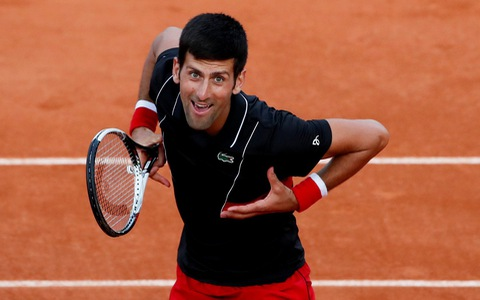 Thắng áp đảo Verdasco, Djokovic vào tứ kết Roland Garros