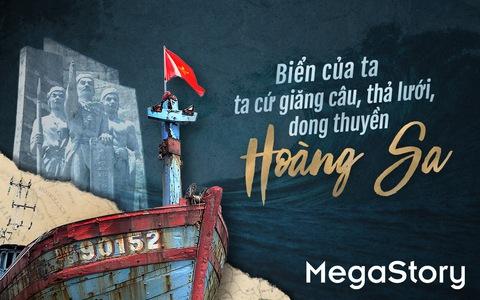 Hoàng Sa: Biển của ta, ta cứ giăng câu, thả lưới, dong thuyền
