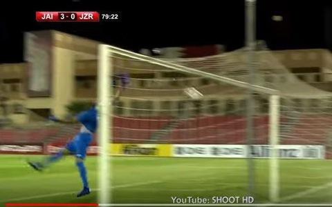 Video bàn thắng 'siêu đẳng' từ giữa sân ở AFC Cup 2019