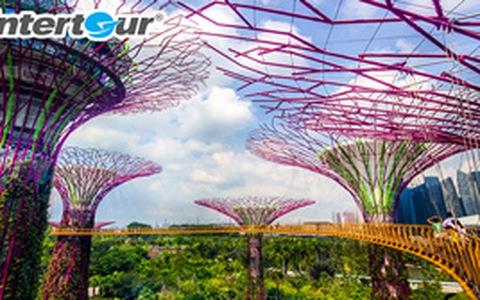 Du lịch Singapore, Malaysia, Indonesia