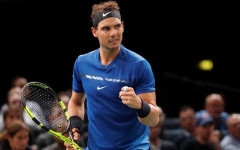 Điểm tin sáng 3-11: Nadal vất vả vào tứ kết Paris Masters