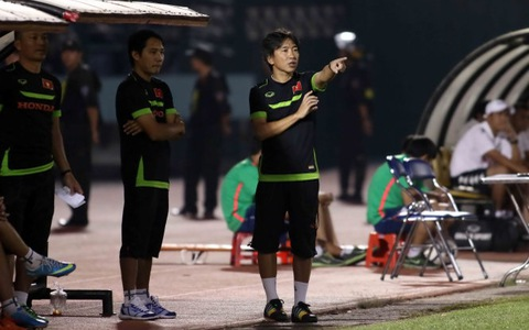 HLV Toshiya Miura xem trận TP.HCM – Than Quảng Ninh