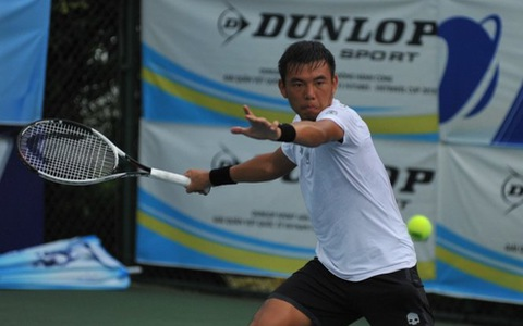 Hoàng Nam thua đối thủ 16 tuổi ở chung kết Vietnam F1 Futures