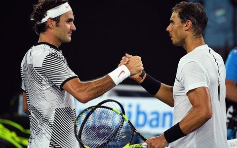 Federer lấy lại ngôi số một thế giới từ Nadal