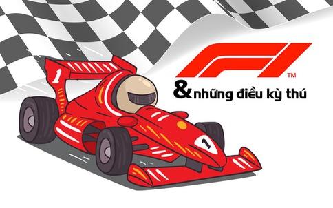 F1 và những điều kỳ thú