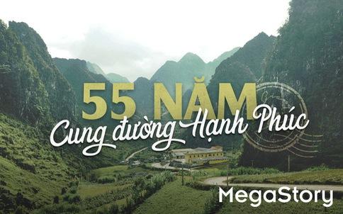 55 năm Cung đường Hạnh Phúc trên trập trùng núi đá Hà Giang