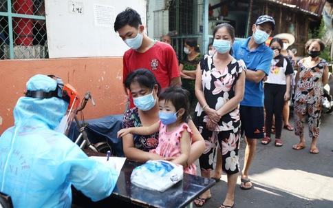 Khẩn cấp xét nghiệm toàn bộ người dân hẻm 245 khu Mả Lạng