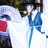 Múa cổ truyền Hàn Quốc trên đường phố Hội An