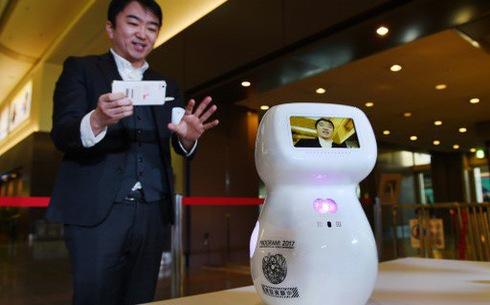 Sân bay Tokyo sẽ 'la liệt' robot phục vụ trong Olympic 2020