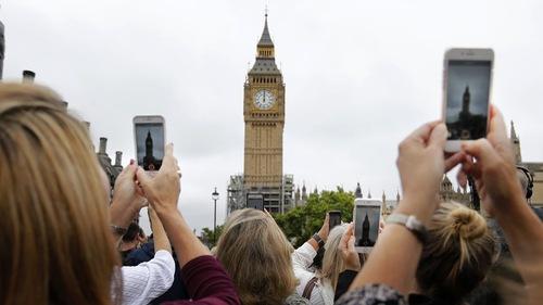 Lịch cụ thể những múi giờ đồng hồ Big Ben ngân vang trở lại