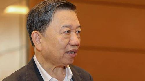 Bộ trưởng Tô Lâm: 'Không nên đưa ảnh tử tù trước thi hành án'