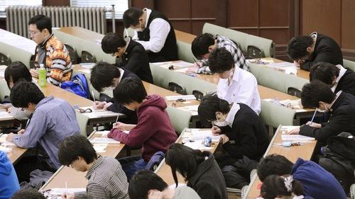 Đang học đại học năm 3, có thể du học Nhật?