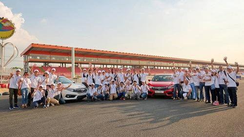 Trải nghiệm sự thú vị khi cầm lái (Fun-to-Drive) cùng Honda Civic thế hệ mới!