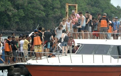 Các gia đình người Việt ở đảo Bali vẫn an toàn