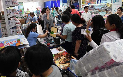 Nam Định sắp khai trương siêu thị Co.op Mart đầu tiên