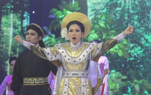 Ngọc Huyền giành quán quân Đường đến danh ca vọng cổ mùa 2