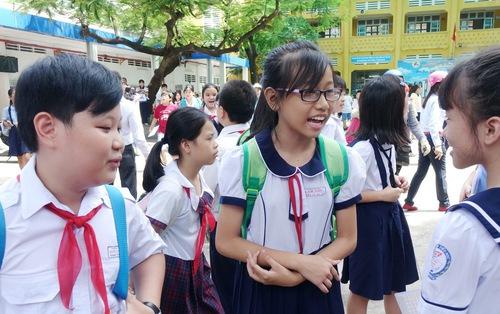 Điểm chuẩn tuyển sinh lớp 6 Trường Trần Đại Nghĩa: 65,25 điểm