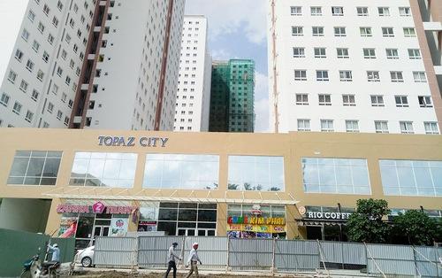 Dân phản ảnh gởi xe máy chung cư Topaz City bị mất, giải quyết sao?