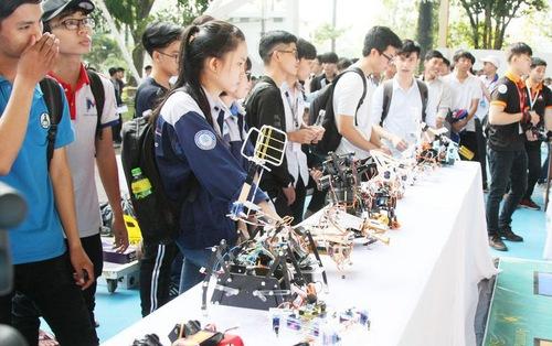 ĐH Sư phạm kỹ thuật TP.HCM cho phép học sinh lớp 12 học đại học