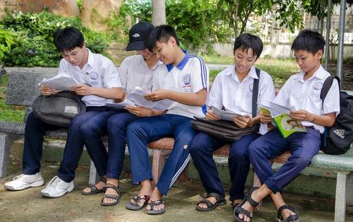 Bà Rịa - Vũng Tàu công bố điểm chuẩn vào trường THPT công lập