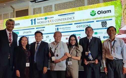 Lần đầu tiên Việt Nam đoạt giải gạo ngon nhất thế giới
