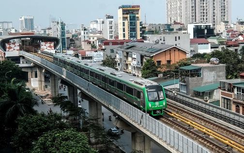 Đường sắt nghìn tỉ Cát Linh - Hà Đông, biết không hiệu quả vẫn làm