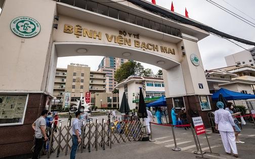 Bộ Y tế tạm đình chỉ công tác giám đốc vừa bị khởi tố của Bệnh viện Bạch Mai