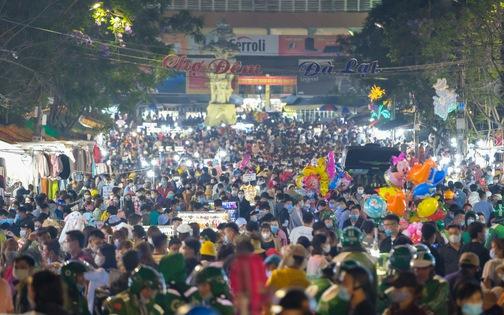 Bệnh nhân 3141 có 179 ca F1 ở Lâm Đồng, đi nhiều khu du lịch, chợ đêm Đà Lạt
