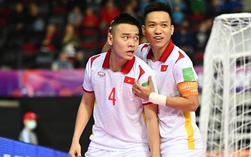 Đánh bại Panama, futsal Việt Nam nuôi hy vọng đi tiếp ở World Cup 2021